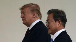문재인 대통령이 유엔총회에 참석한다. 트럼프도