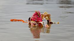 11 Dead As Boat Used For Ganesh Visarjan Capsizes In Bhopal