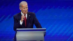 Ciblé par ses rivaux démocrates, Biden ne s'est pas laissé démonter lors du débat