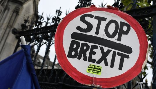 '재앙'을 예측한 영국 정부의 '노딜 브렉시트' 문건이