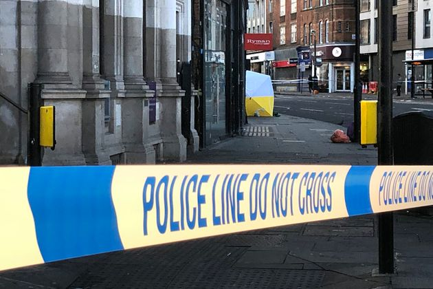 Camden Stabbing: Man Dies And Another In Hospital After Attack On High Street