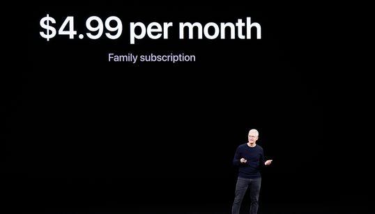 애플은 하드웨어·소프트웨어에 만족하지 않는다. 이제