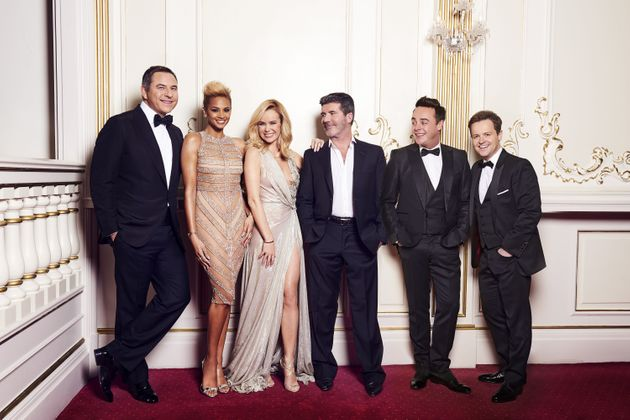 The BGT team pictured together in