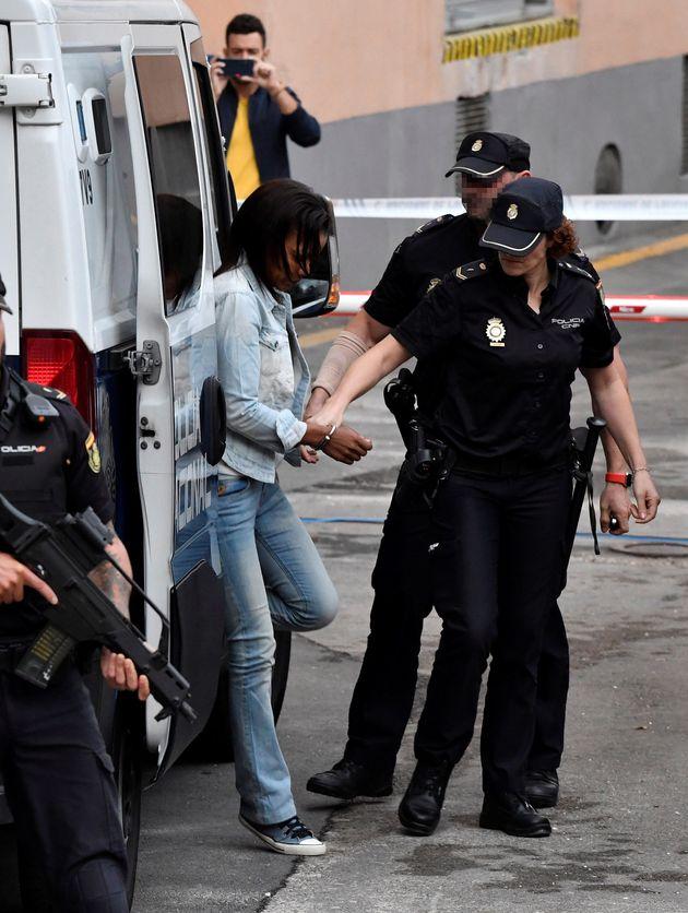 AnaJuliaQuezada, autora confesa de la muerte del niño Gabriel