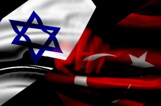 Tension between israel and Turkey