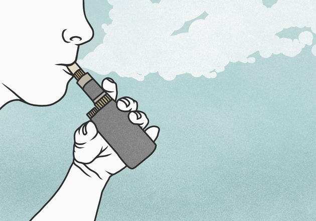As Multiple Teens Are Hospitalised In America, Should The UK Ban Flavoured Vaping Products?