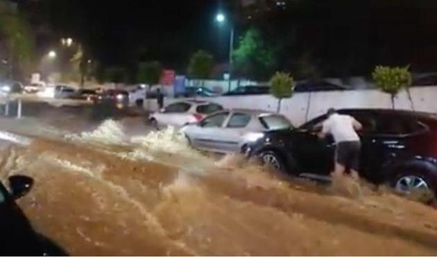 """Résultat de recherche d'images pour """"Décès de la jeune fille piégée dans sa voiture par les inondations"""""""