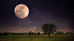 Questa sera occhi al cielo: arriva la Luna Piena del Raccolto. E dà