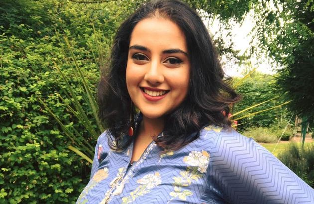 Fatima Iftikhar helped launch the social media campaign