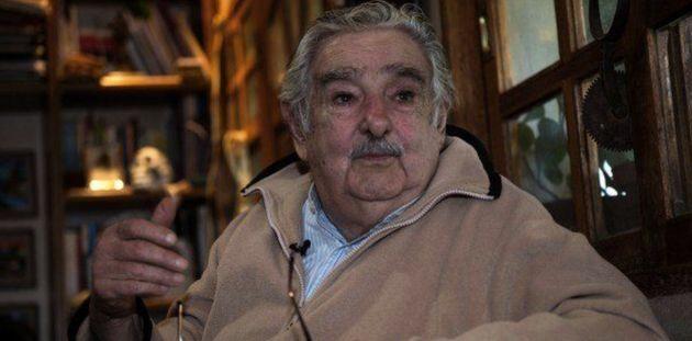 José Mujica, en una imagen de