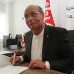 Moncef Marzouki perd ses nerfs face à un journaliste