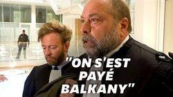 Dupond-Morretti, l'avocat de Balkany,