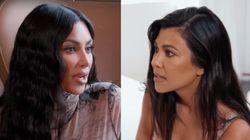 Future Lawyer Kim Kardashian Brands Kourtney A 'Fake Humanitarian