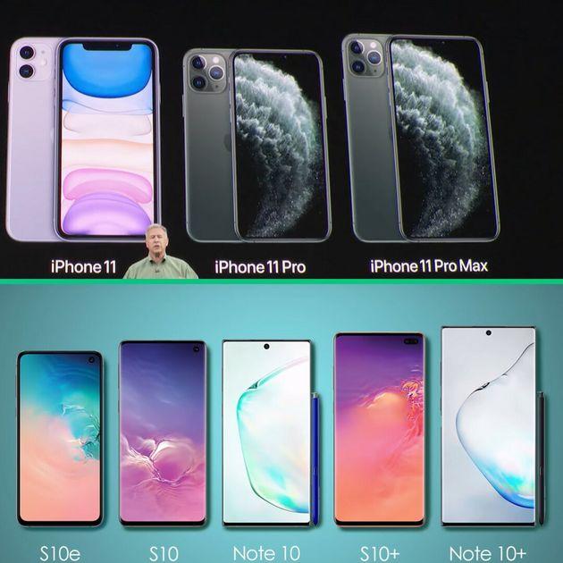 iPhone 11: ces smartphones Android font aussi bien (voire mieux)