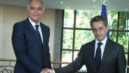"""Nicolas Sarkozy à la CGEM: """"Je me sens proche du Maroc et des"""
