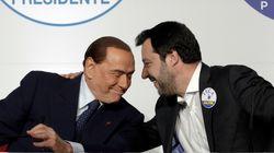Salvini riscopre Berlusconi. Insieme in piazza, alle Regionali e contro la legge