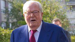 Jean-Marie Le Pen mis en examen pour les emplois présumés fictifs au