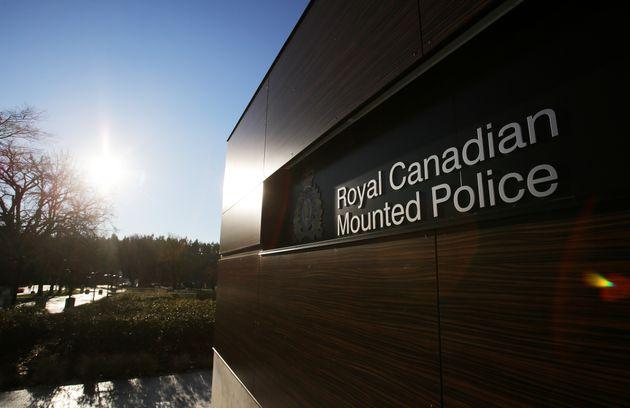 The B.C. RCMP headquarters in Surrey, B.C. is seen on Dec. 5,