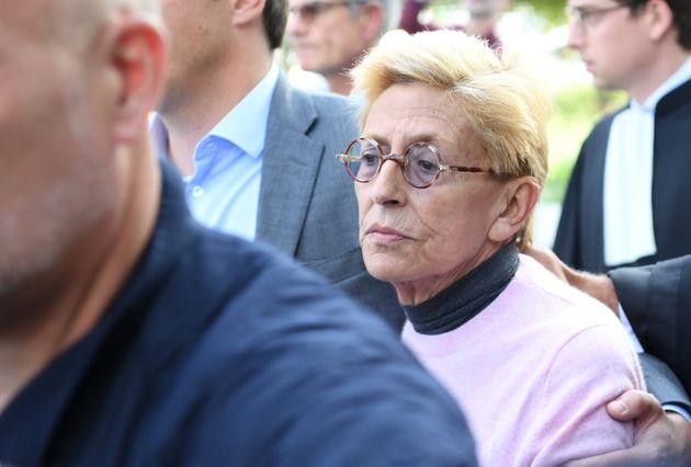 Isabelle Balkany lors de son jugement pour fraude fiscale, le 13 septembre à