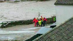 Ισπανία: Τουλάχιστον 4 νεκροί από τις καταρρακτώδεις βροχές στη νοτιοανατολική