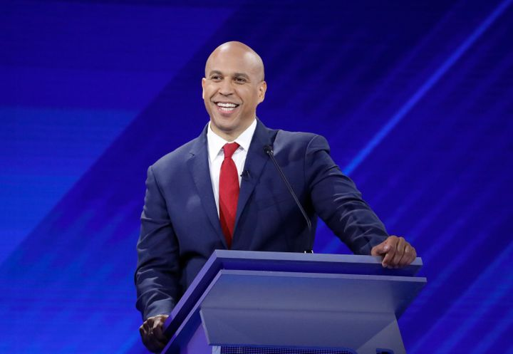 New Jersey Sen. Cory Booker is a vegan. That probably won't impact his electoral chances very much.