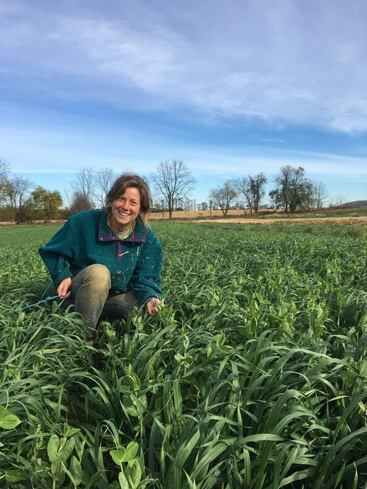 After College, I Decided To Be A Farmer. Here's Why And What It's Really Like.