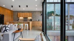 L'architecture luxueuse de cette maison à vendre vous