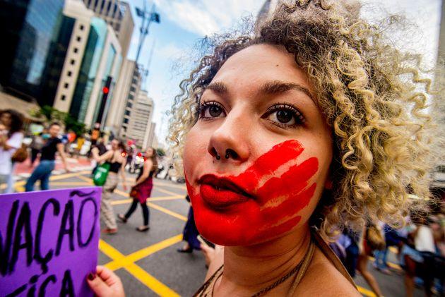 Segundo Anuário de Segurança Pública, a taxa de estupros é de 31,7 por 100...