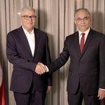 Élection présidentielle: Mohsen Marzouk se désiste en faveur de Abdekrim