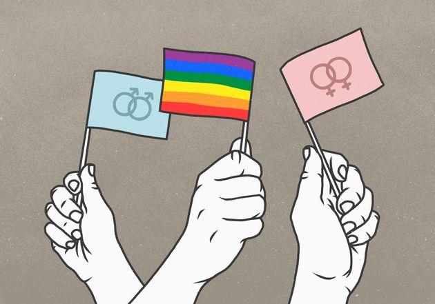 Sigla LGBT tem como objetivo comunicar o que é o movimento e expressar