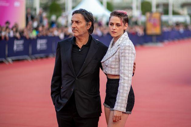 Kristen Stewart et Yvan Attal réunis au Festival de Deauville pour