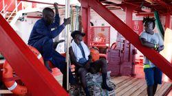 L'Ocean Viking et ses 82 migrants autorisés à débarquer en