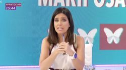 El desnudo de Nuria Marín ('Cazamariposas') más compartido por sus seguidores: hay una razón de