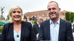 """À Fréjus, Marine Le Pen mise sur les """"vitrines"""" pour faire oublier les"""