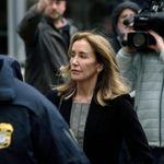 Felicity Huffman condamnée à 14 jours de