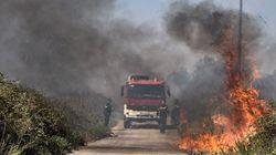 Υψηλός κίνδυνος πυρκαγιάς σε 6 περιφέρειες τη