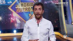 """""""Me he hecho un montón de daño"""": El incidente de Pablo Motos en 'El Hormiguero' que no se vio en"""
