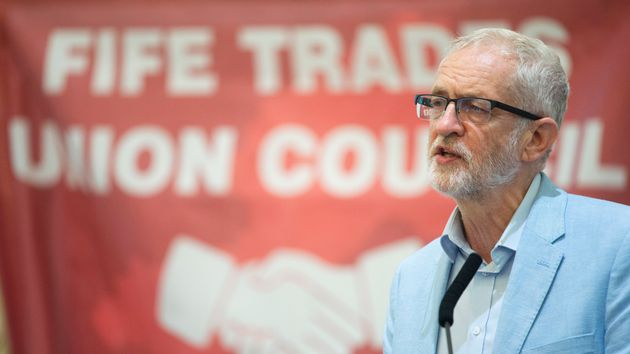Jeremy Corbyn Pledges To Do All We Can To Prevent No-Deal Crash Out Brexit
