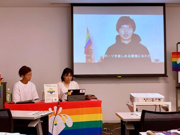 下山田志帆さんの動画
