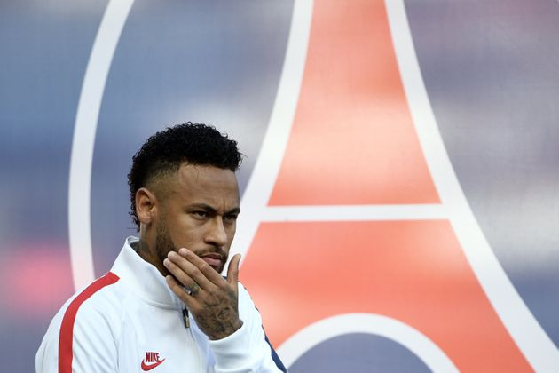 Neymar fait son grand retour lors de la rencontre opposant le PSG au Racing Club de