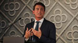 Manuel Valls s'est marié avec sa nouvelle