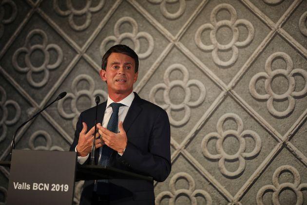 Manuel Valls s'est marié avec sa compagne espagnole Susana Gallardo ce samedi 14 septembre...
