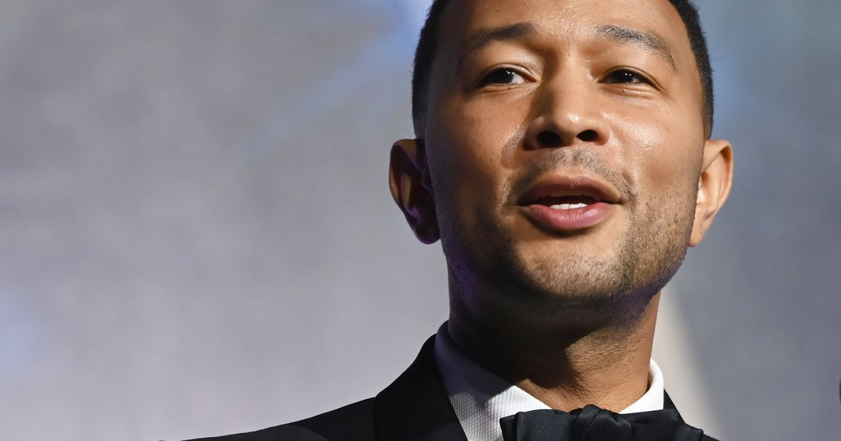 John Legend Makes A Case For Lowering Felicity Huffman's Sentencing
