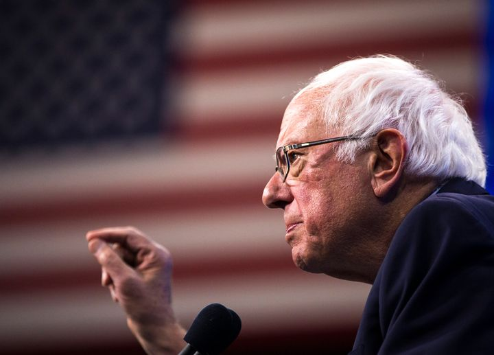 Bernie Sanders Joins Joe Biden In Vowing To Release Medical Records Before The Primaries