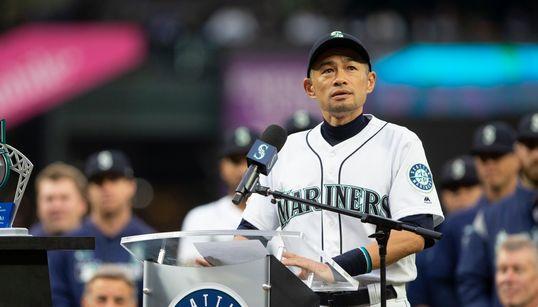 イチロー、流暢な英語で5分間のスピーチ。「全選手に覚えてほしい」と語った野球の極意とは?(動画・全文)