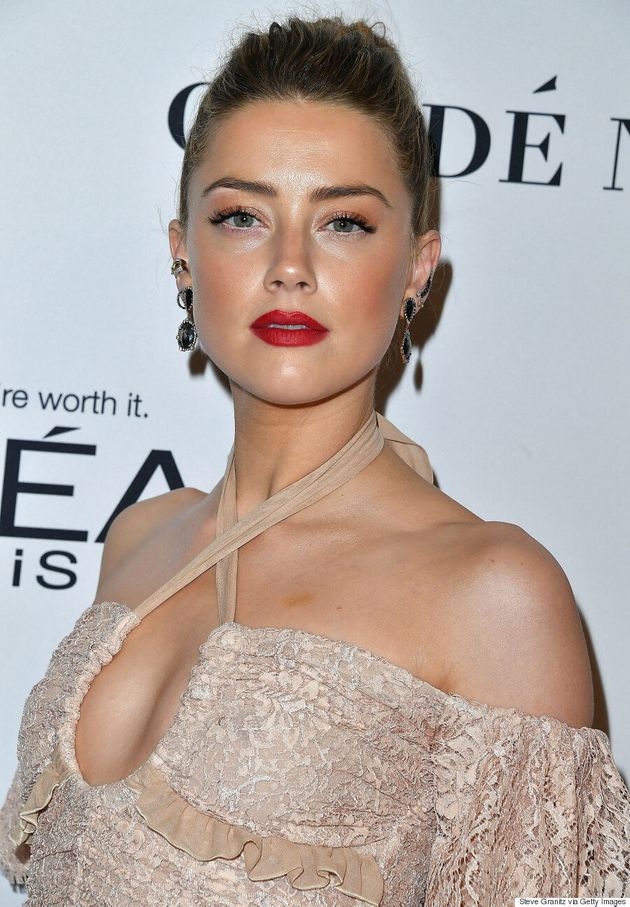 Amber Heard's Emotional PSA On Domestic Violence Is A