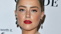 Amber Heard Gets Emotional In Domestic Violence