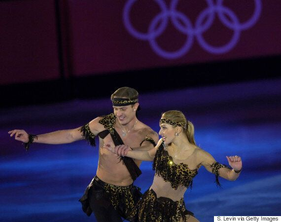 Russian Ice Dancers Blasted For Holocaust-Themed