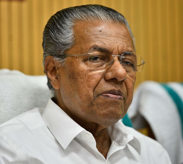 Pinarayi Vijayan, Chief Minister of