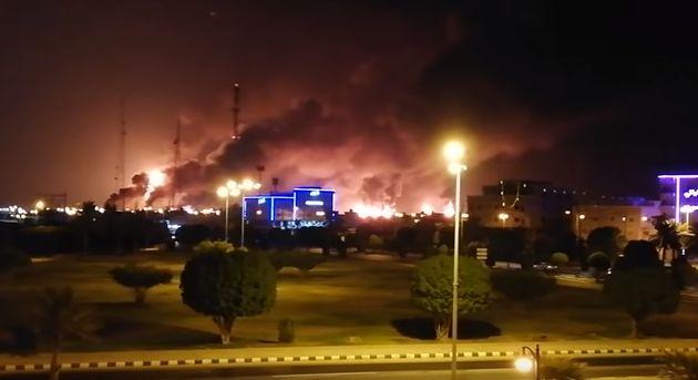 Arabie saoudite: La production de pétrole chute après une attaque de drones  | Le HuffPost